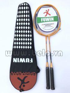 Vợt cầu lông giá rẻ fuwin 2012