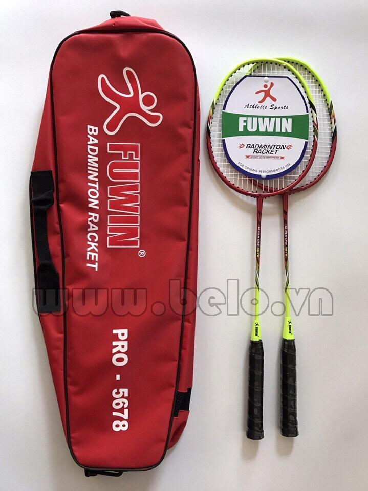 Vợt cầu lông giá rẻ fuwin 5678