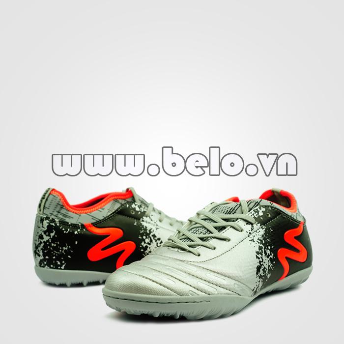 Giày bóng đá MITRE B0804 màu bạc chính hãng