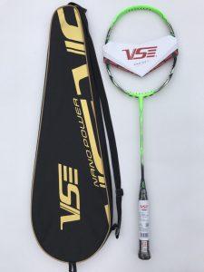 vợt cầu lông khung VS chính hãng màu xanh