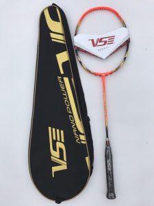 vợt cầu lông khung VS chính hãng màu cam
