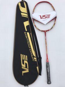 vợt cầu lông khung VS chính hãng màu đỏ