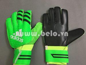 Găng tay thủ môn Adidas xanh lá cây