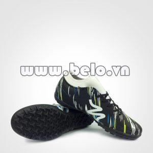 Giày bóng đá MITRE B0930 màu đen bạc