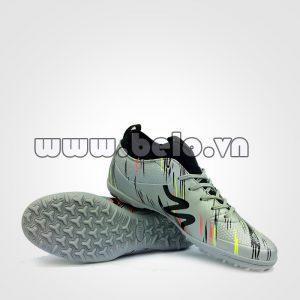 Giày bóng đá MITRE B0930 màu bạc chính hãng