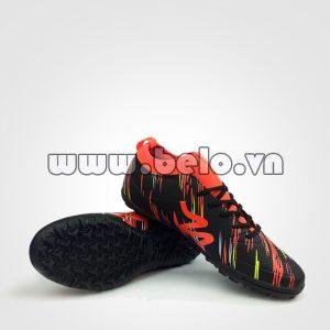 Giày bóng đá MITRE B0930 màu đen cam chính hãng