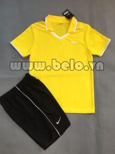 Áo bóng chuyền nam 2017-BC-02 màu vàng