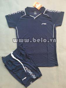 Áo bóng chuyền nữ 2017-BC-16 màu ghi