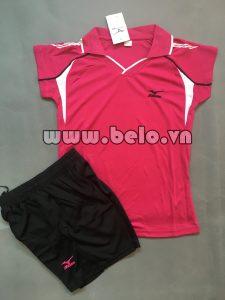Áo bóng chuyền nữ 2017-BC-16 màu hồng