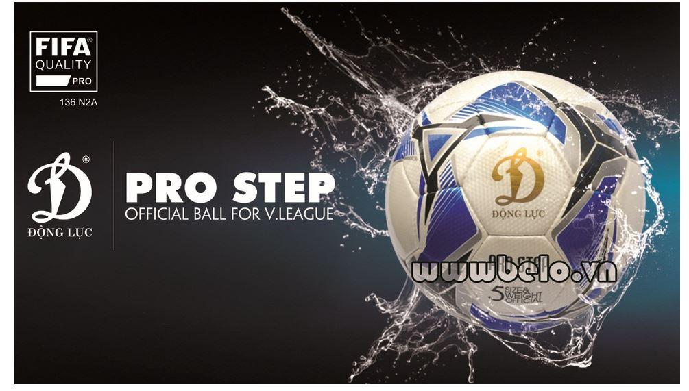 Bóng Động Lực chính hãng Pro Step đạt tiêu chuẩn FIFA QUALITY PRO