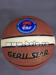 Quả bóng rổ gerustar Federation thi đấu chính hãng số 6
