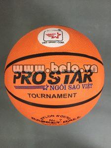 Quả bóng rổ prostar ngôi sao tập luyện chính hãng số 7