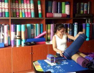 Giật mình thông tin thảm tập Yoga Trung Quốc chứa chất gây ung thư