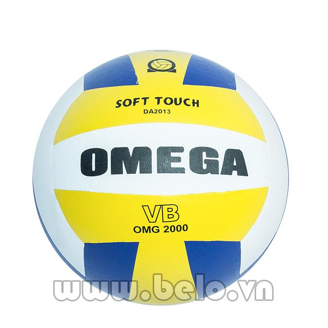 Quả bóng chuyền dán Omega da PVC chính hãng