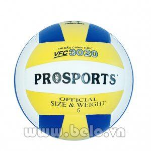 Quả bóng chuyền dán Prosports da PVC chính hãng