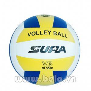 Quả bóng chuyền dán Supa da PVC chính hãng