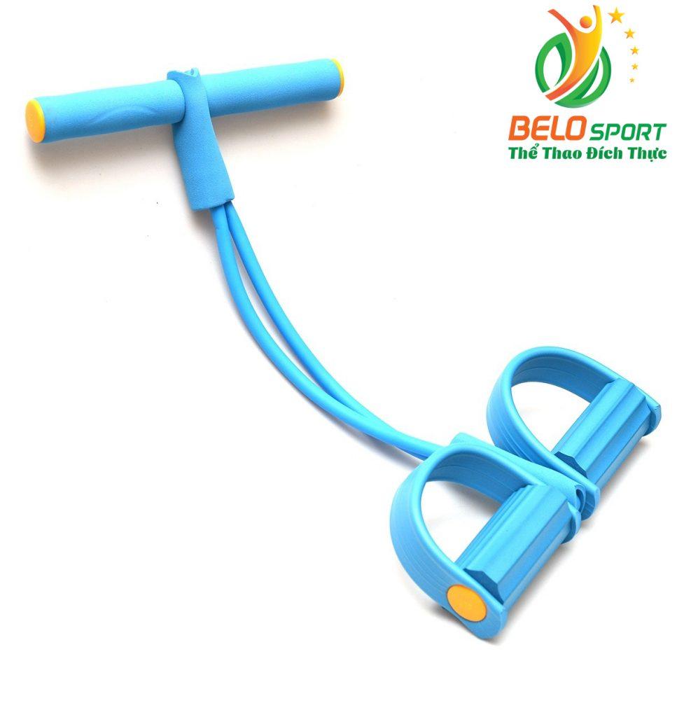 Dụng cụ tập giảm mỡ bụng siêu tốc Body Trimmer màu xanh