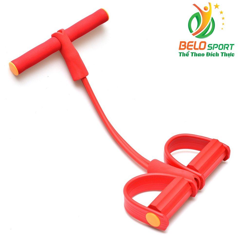 Dụng cụ tập giảm mỡ bụng siêu tốc Body Trimmer màu đỏ