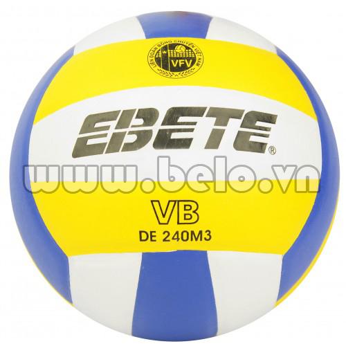 Quả bóng chuyền da PU DE240M3 Động Lực chuẩn thi đấu