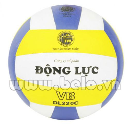 Quả bóng chuyền DL 220C Động Lực tiêu chuẩn thi đấu