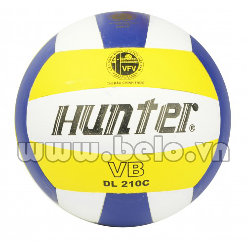 Quả bóng Hunter DL 210C Động Lực tiêu chuẩn thi đấu