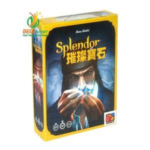 Trò chơi Board Game BG01 Splendor – Thu Thập Đá Quý tại Belo Sport
