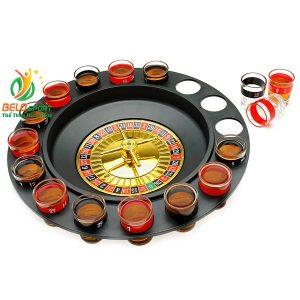 Đồ chơi Board Game BG3059 Roulette Ly Rượu – Xoay Ly Rượu tại Belo Sport