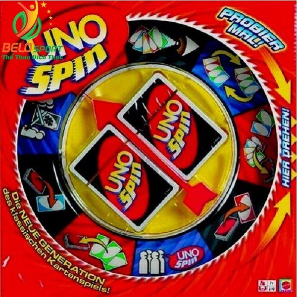 Trò chơi Board Game BG1057 Uno Spintại Belo Sport