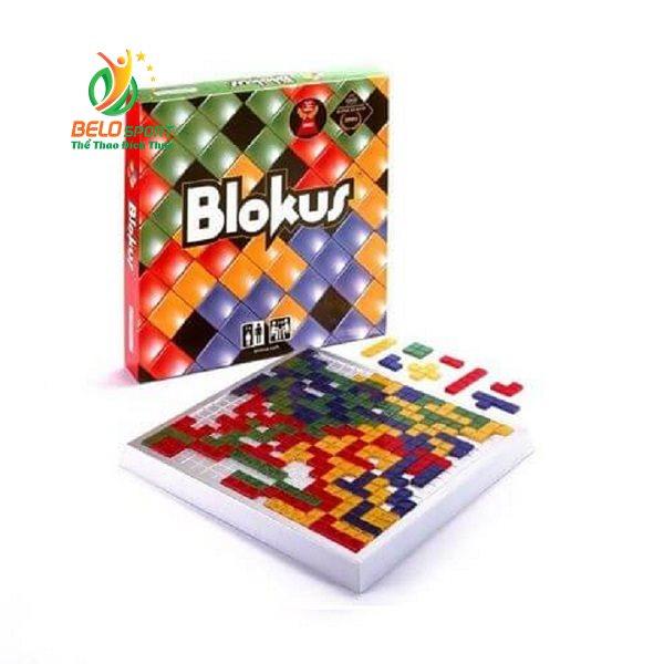 Đồ chơi Board Game BG2020 Blokus Vuông to – Lấn chiếm lãnh thổ tại Belo