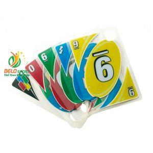 Trò chơi Board Game BG1054 Bài Uno H2O nhựatại Belo Sport