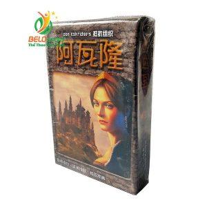 Trò chơi Board Game BG1001 Avalon – Truyền thuyết vua Arthurtại Belo Sport