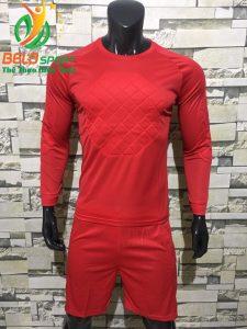 Quần áo thủ môn Belo 2018 màu đỏ tươi chính hãng