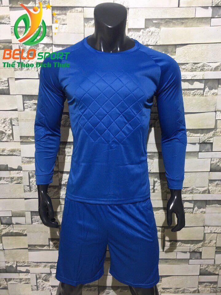 Quần áo thủ môn Belo 2018 màu xanh biển đậm chính hãng