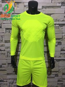 Quần áo thủ môn Belo 2018 màu xanh chuối chính hãng