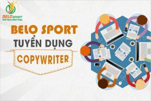 Tuyển gấp Cộng Tác Viên Biên tập nội dung website, viết Reviews đồ thể thao