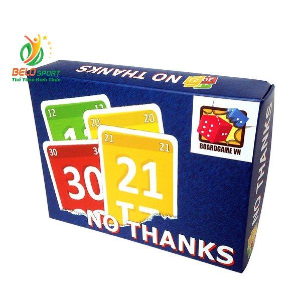 Đồ chơi Board Game BG1028 No Thanks! – Không Cảm ƠnGiá rẻ tại Belo Sport
