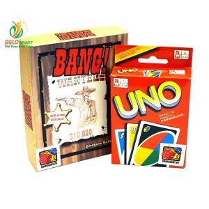 Board Game CBBG14 Combo BANG! & UnoGiá rẻ tại Belo Sport
