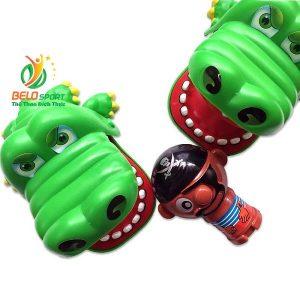 Board Game CBBG17 Combo Đâm Hải Tặc + Khám Răng Cá SấuGiá rẻ tại Belo Sport