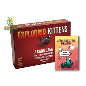 Board Game CBBG06 Combo Mèo Nổ Tấn CôngGiá rẻ tại Belo Sport