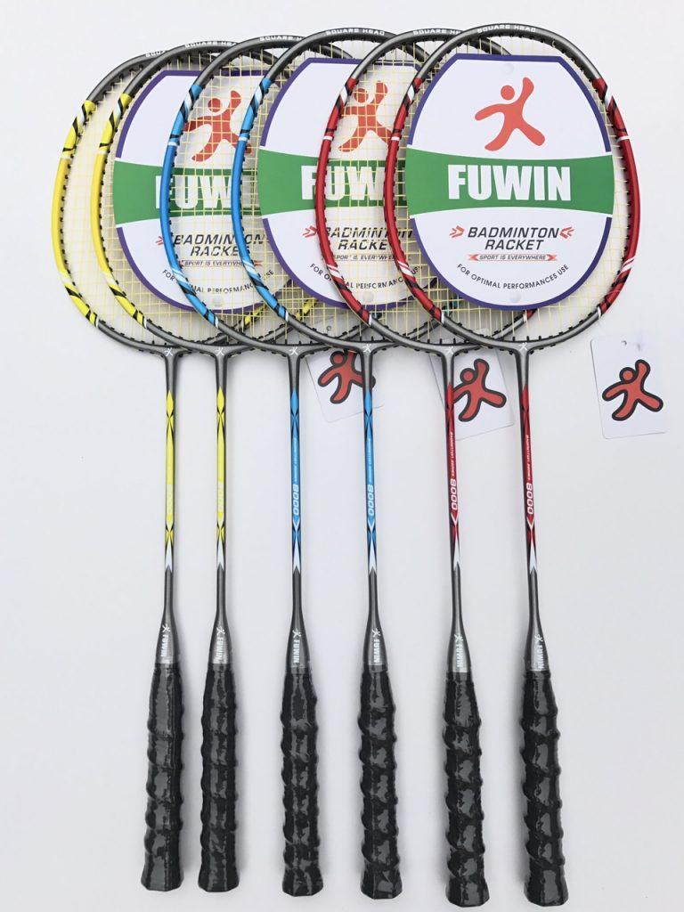 vợt cầu lông Fuwin 8000
