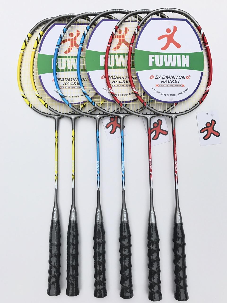 Vợt cầu lông Fuwin đôi Pro 8000