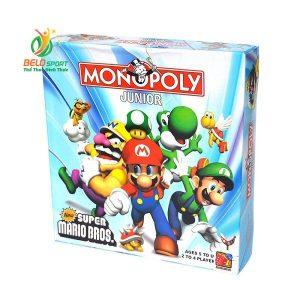 Đồ chơi Board Game BG33 Monopoly Junior Mario – Cờ Tỷ Phú Mariotại Belo Sport