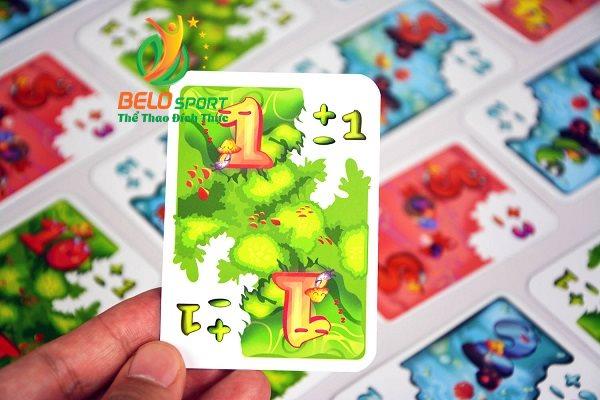 Trò chơi Board Game BG32 Xếp Toán – Cộng Trừtại Belo Sport