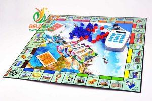Đồ chơi Board Game BG2149 Cờ Tỷ Phú Monopoly: Electronic Banking tại Belo