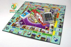 Đồ chơi Board Game BG2150 Cờ Tỷ Phú Monopoly Here & Now: The World Edition tại Belo