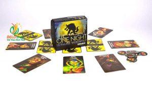 Trò chơi Board Game BG1020 Ma Sói One Night Việt Hoá tại Belo Sport