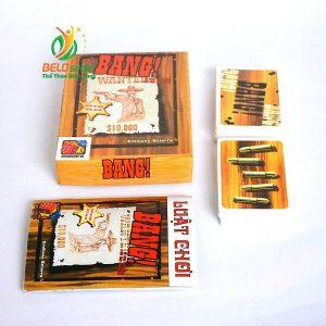 Trò chơi Board Game BG10 Bài Bang! (Việt Hóa) tại Belo Sport