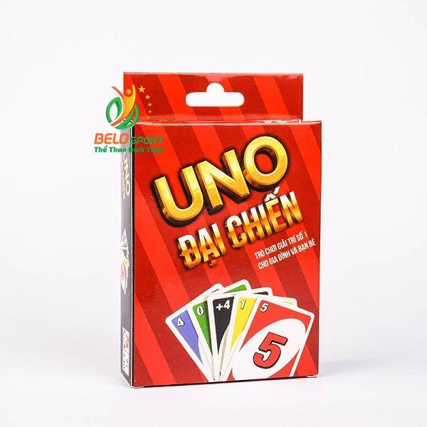 Trò chơi Board Game BG2230 Bài Uno Đại Chiến tại Belo Sport