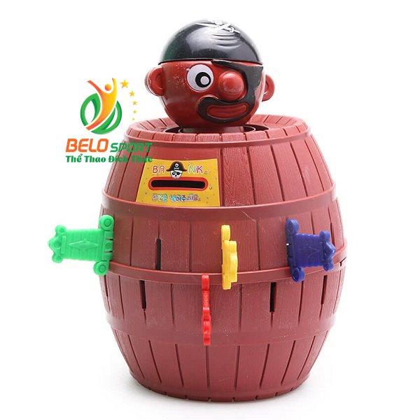 Board Game BG02 Trò Chơi Đâm Hải Tặc -Pop-Up Pirate Giá rẻ tại Belo Sport