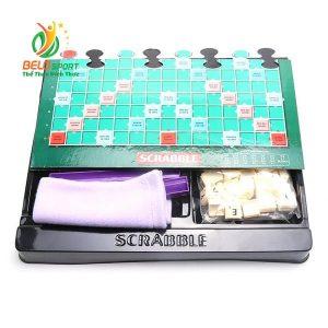 Đồ chơi Board Game Scrabble – Xếp Chữ Tiếng Anh BG1045 tại Belo Sport